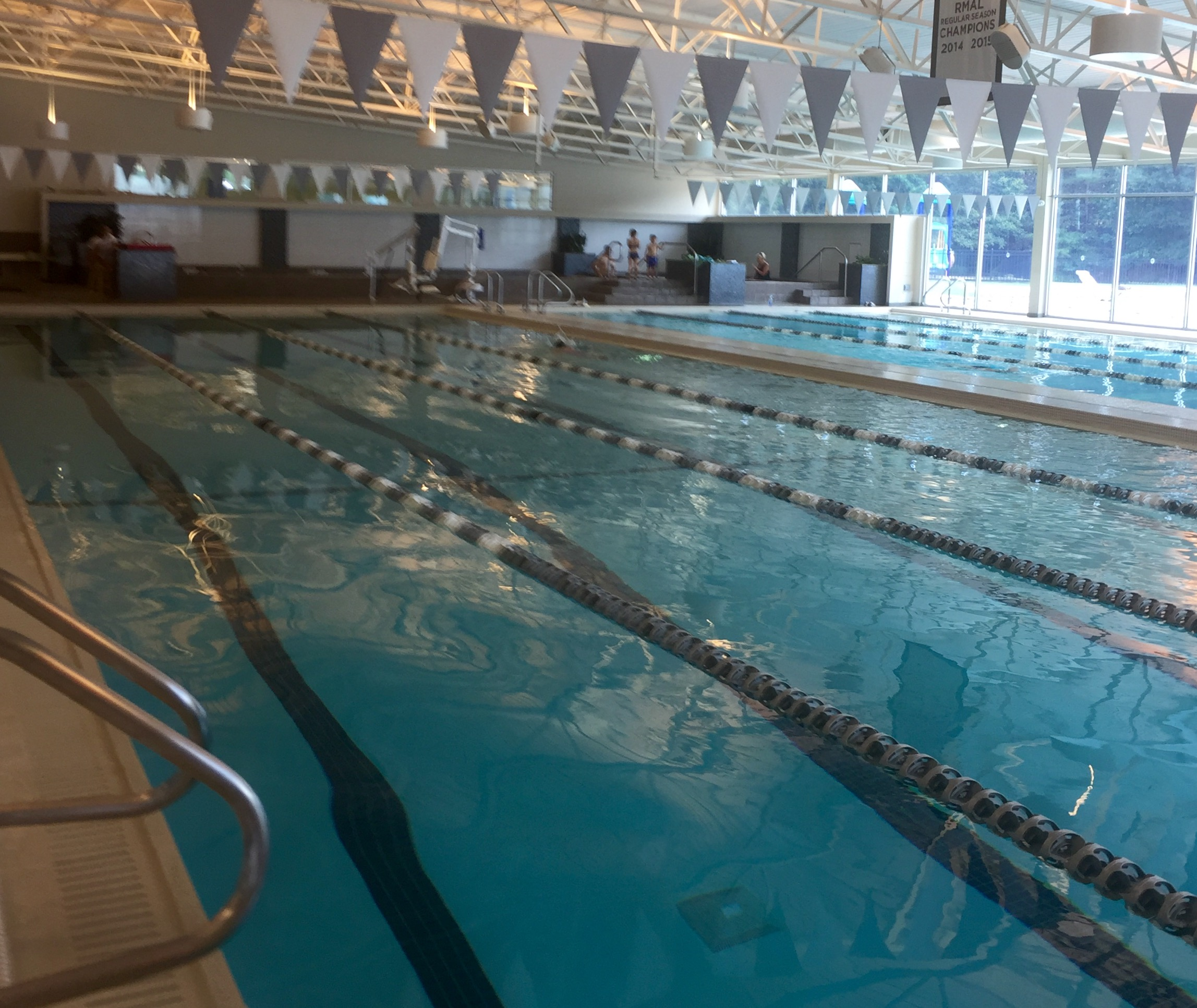 Great Should Indoor Pools Be Evacuated, Or Should These Pools Be Considered Safe  To Use During A Storm? In Conjunction With National Preparedness Month, ...